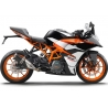 RC 390 2017/20 PRO-RACE FONDELLO INOX RACING